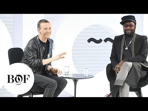 The Future of Music, Technology and - Fashion | Will.i.am | #BoFVOICES