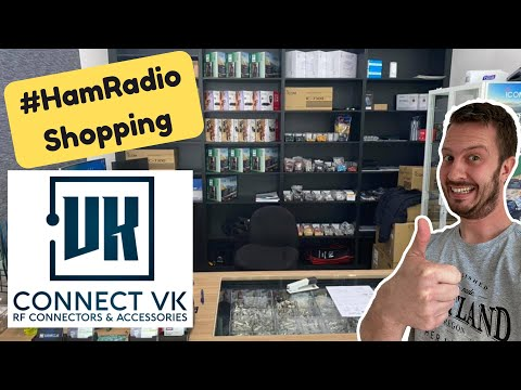 Introducing Australia's newest Amateur Radio store. Connect VK!