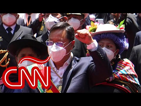 «Gobernaremos con responsabilidad e inclusión», dice Luis Arce como nuevo presidente de Bolivia