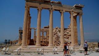 The Acropolis of Greece