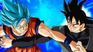 DRAGON BALL SUPER [DUBSTEP] GOKU VS GOKU BLACK (HD)