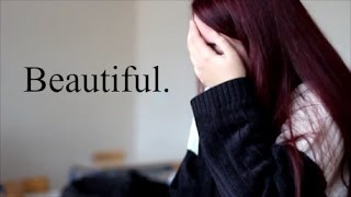 People react to being called beautiful.