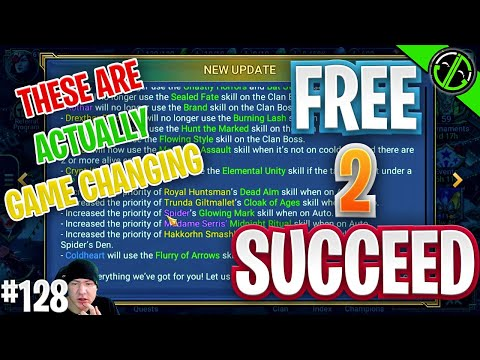 It's Like This Balance Patch Was JUST FOR US!! | Free 2 Succeed - EPISODE 128