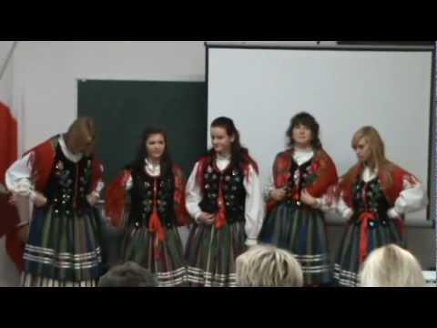 Wizyta młodzieży z Ukrainy.