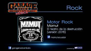 Mamut - Motor Rock (cover video)