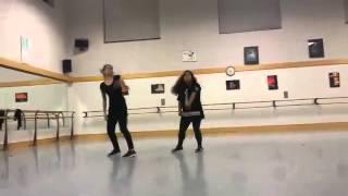 FWU - Kehlani Choreography