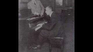 Rachmaninoff plays his own Prelude op. 23 No. 5