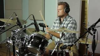 IN THE AIR TONIGHT COVER | Tracking Drums in the Studio (Demo Version, Rough Mix)