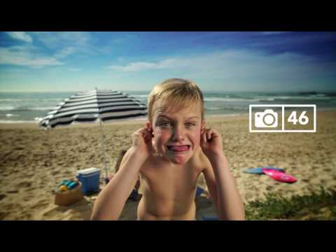 Eveready Beach Advert (lithium) - YouTube