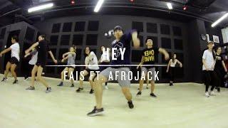 Hey (Fais ft. Afrojack) | Edmund Choreography
