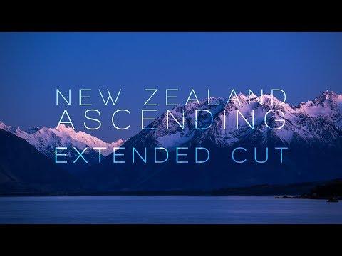 New Zealand Ascending -  EXTENDED CUT   8K60FPS