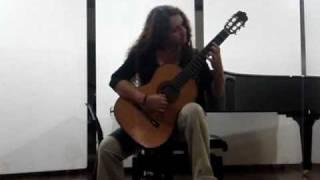 Berceuse (Cancion de Cuna) - Leo Brouwer - Tereza Mônica