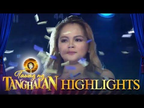 Annabel Dulatre wins for the third time | Tawag ng Tanghalan