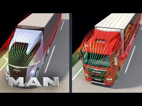 MAN - Aerodynamik (German version)