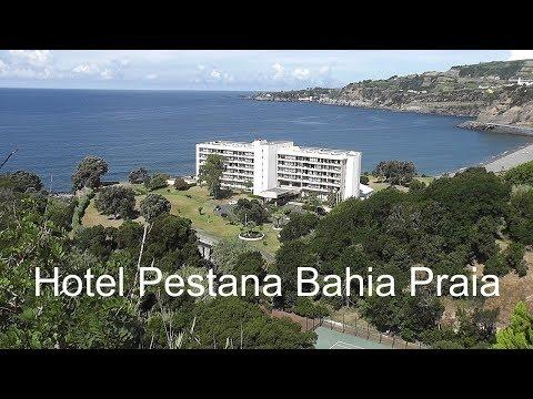 AZORES: Hotel Pestana Bahia Praia - São Miguel Island
