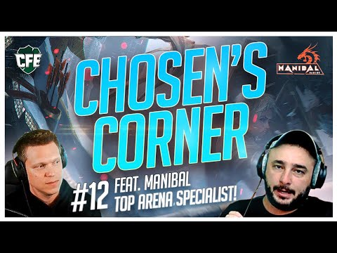 ChoseN's Corner | ft Manibal | Top Arena Specialist!