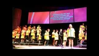 LIVIN' INSIDE OUT -- Ocean View Church CHILDREN's CHOIR