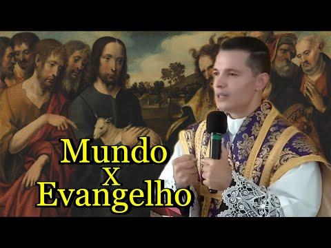 Padre Overland Costa: Não adequemos o Evangelho ao Mundo