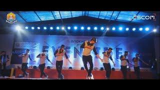 Dance in Amrita university Anokha 2016 by telugu team E360 width=