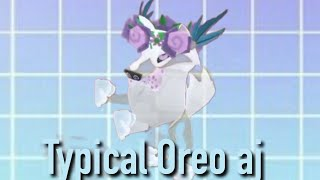 Typical Oreo aj INTROP