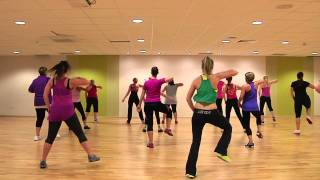Move Shake Drop - Zumba Video