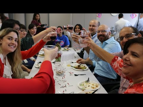 Center for Reproductive Medicine's Valentine's Day Aphrodisiac Lunch