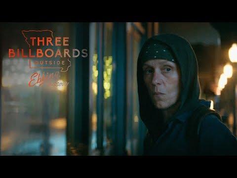 THREE BILLBOARDS OUTSIDE EBBING, MISSOURI |