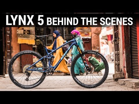 LYNX 5 BEHIND THE SCENES