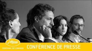 AQUARIUS - Press Conference - EV - Cannes 2016 width=