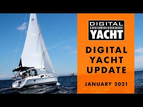 Digital Yacht Update JANUARY 2021