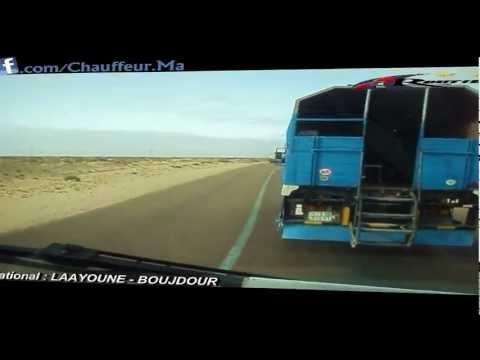 """Sur La Route """" SAHARA DU MAROC"""""""