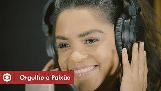 Orgulho e Paixão: Lucy Alves canta tema de abertura da novela