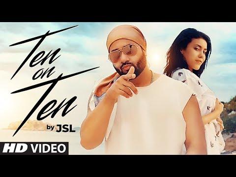 TEN ON TEN LYRICS - JSL Singh