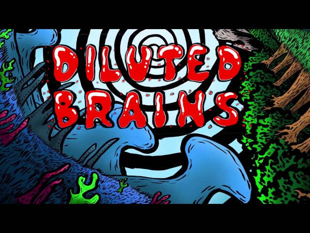 'Diluted Brains', de Rezz.