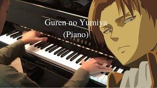 Guren no Yumiya - Shingeki no Kyojin OP (Piano arrangement), 250 subs special!!!