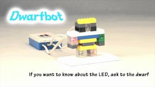 [ROBOROBO EDUCATION] ROBO KIDS 2 - DWARF BOT