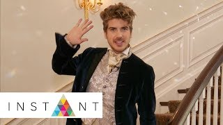 Joey Graceffa Gives You An Exclusive 'Escape The Night 2' House Tour | Instant Exclusive | INSTANT