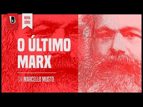 NOVA SÉRIE — O último Marx (1881-1883), com Marcello Musto