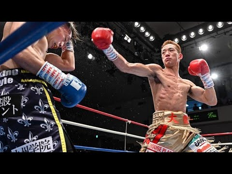 次の世界チャンピオン 中嶋一輝!#井上尚弥#大橋ジム#ボクシング