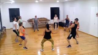 Dimitri Vegas & Like Mike vs KSHMR - OPA - Zumba Fitness - Choreography by Rui Fernandes