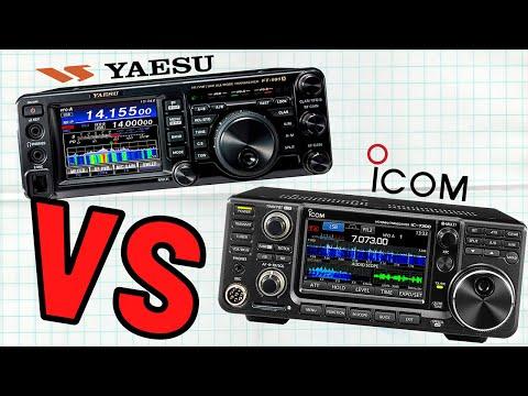 Yaesu FT 991A vs Icom IC 7300 - Which Radio Should You Buy?