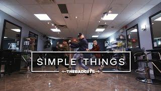 Simple Things - Miguel (DANCE VIDEO)