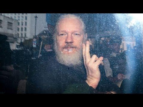 As Trump Threatens Iran With War, Espionage Charges Against Assange Threaten Journalists