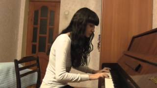 Disturbed - You're mine (piano cover by Diana Vasilyan)