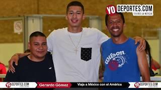 Gerardo Gómez de Chicago ya llegó a Coapa con el América