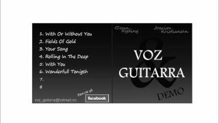 Wonderful Tonight ( Voz & Guitarra )