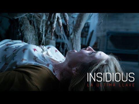 INSIDIOUS: LA ÚLTIMA LLAVE. Mira antes de abrir las puertas. En cines 5 de enero.
