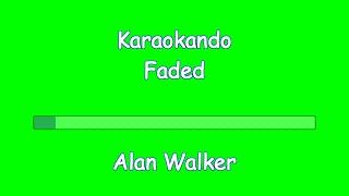 Karaoke Internazionale - Faded - Alan Walker ( Lyrics )