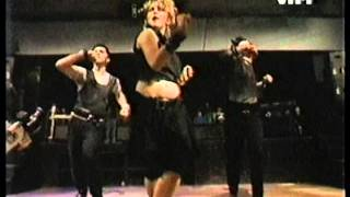 Madonna LIVE 1983 Holiday  [The Tube]