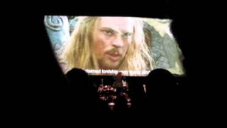 The Lord of the Rings: The Two Towers Riders of Rohan scene